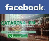 RÁDIO CATARINA FM ONLINE NO FACEBOOK - CLIQUE NA IMAGEM