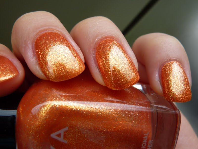 Zoya Tanzy Zoya Tanzy  no top coat