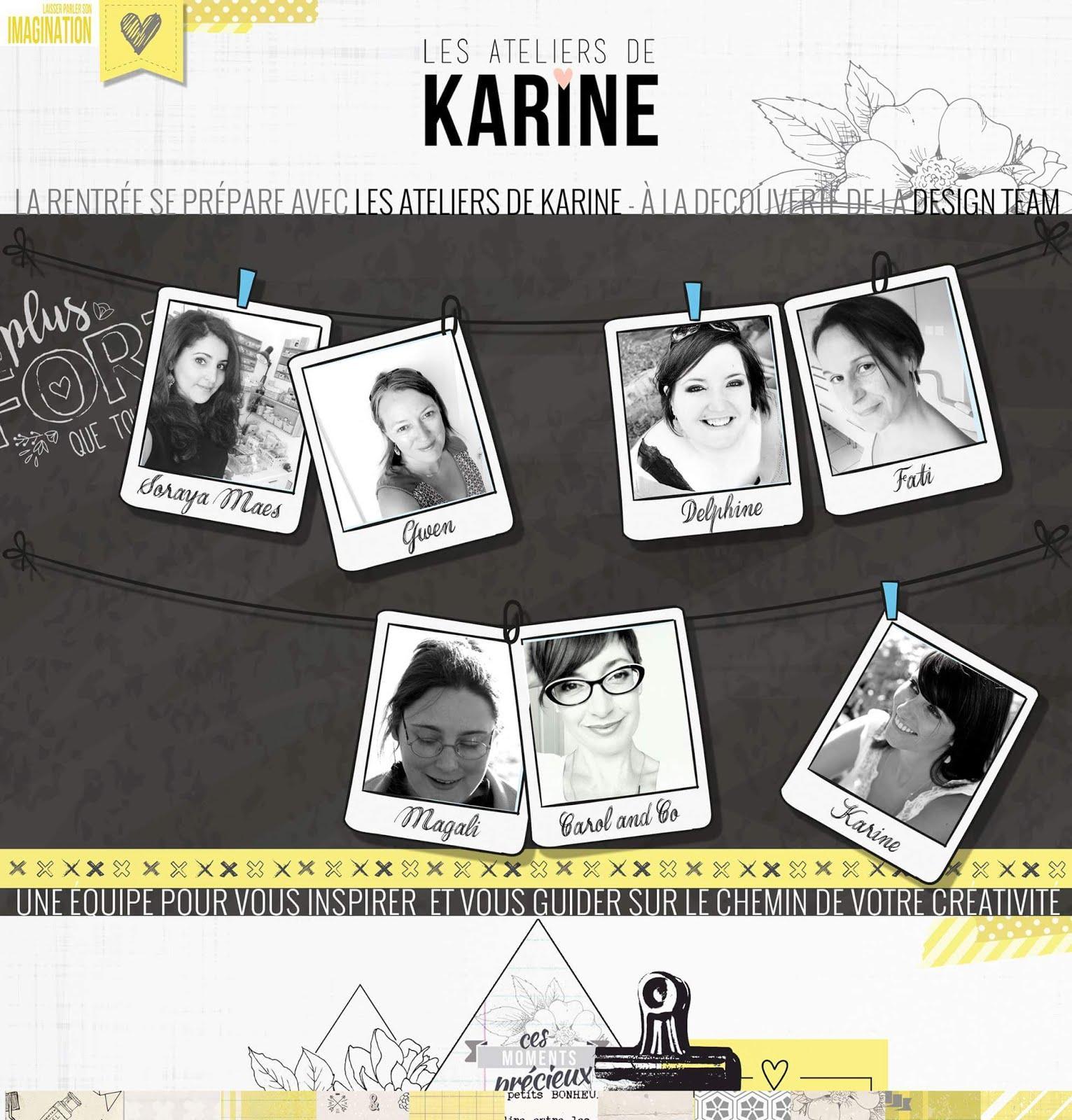 DT Les Ateliers de Karine