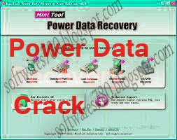MiniTool Power Data Recovery Free Download With Crack Keygen