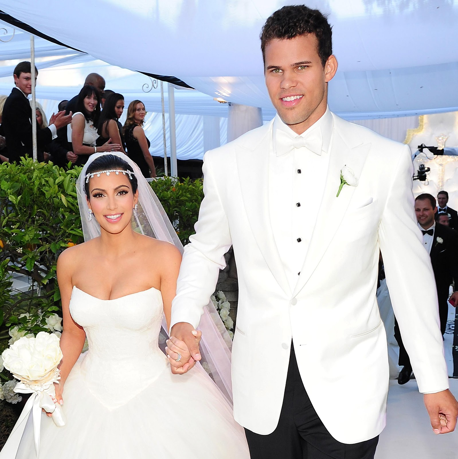 TV with Thinus: Decemb... Kim Kardashian Wedding