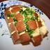 Chleb zapiekany ze szczypiorkiem