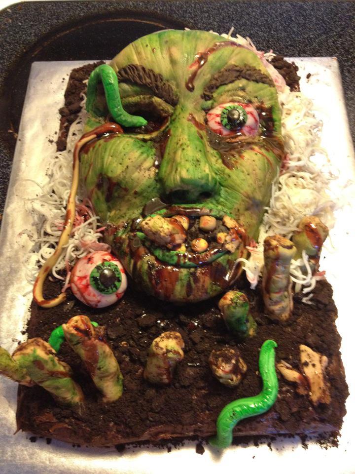 My Sweet Fancy Cakes October 2012