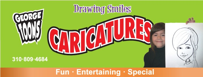 Caricatures  Cartoon Artist Caricature Cartoon portraits Cartoon  Los Angeles and Orange County.