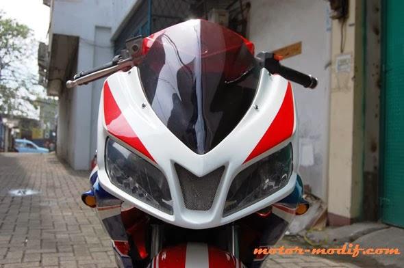 Foto Modifikasi Honda New Blade 2012 Tipe Underbone