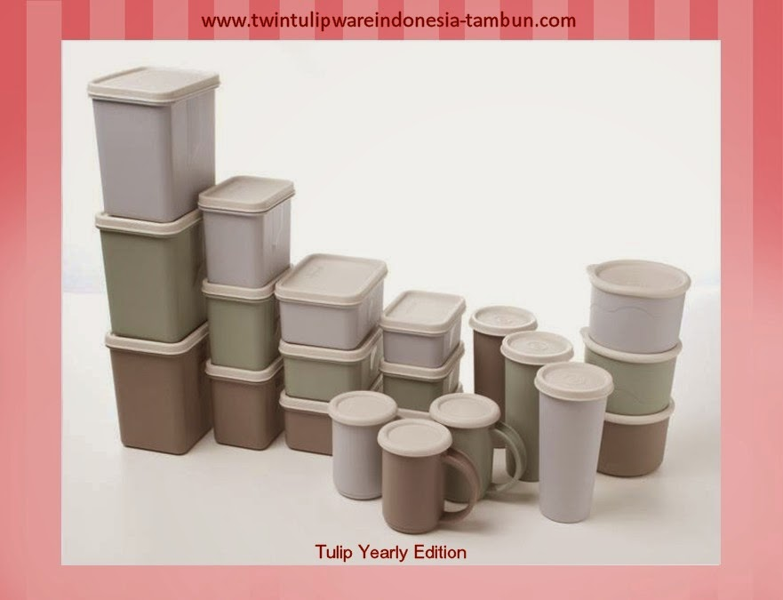 tulip yearly edition tulipware 2013