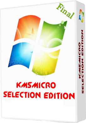 KMSmicro Selection Edition 0.9.8 Final 2013