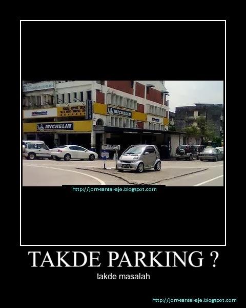 TAKDE PARKING ?