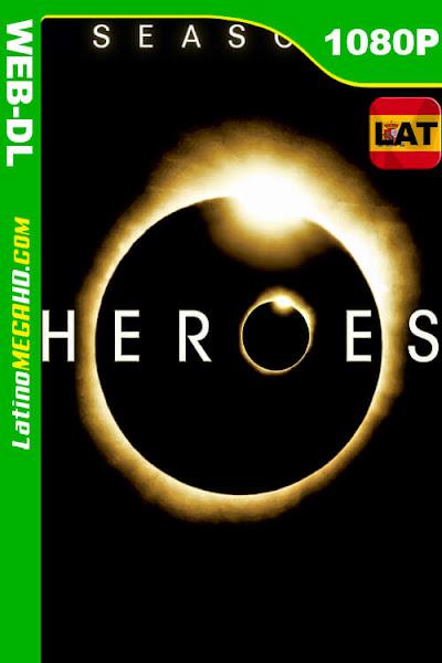 Heroes (Serie de TV) Temporada 1 (2006) Latino HD WEB-DL 1080P ()