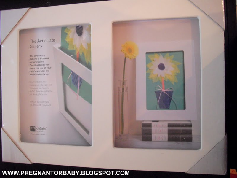 Review of the Articulate gallery A4 double Art Frame - A New Addition