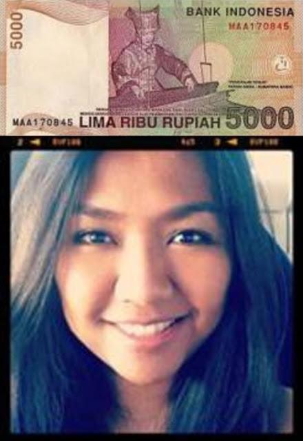 Inilah Sosok Wanita Penenun di Uang Rp 5000