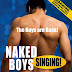 THE NAKED BOYS return for a 5th London season at Charing Cross Theatre