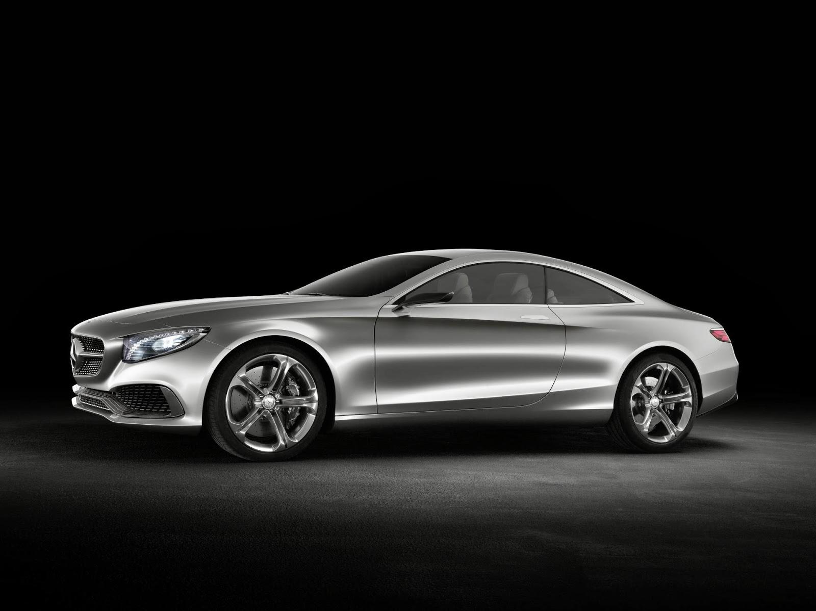 mercedes benz s class coupe concept 2013 hottest car wallpapers bestgarage. Black Bedroom Furniture Sets. Home Design Ideas