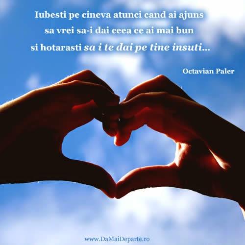 Lectie de iubire-Octavian Paler