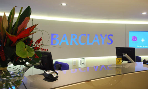 Agence Barclays à Piccadilly (Londres)