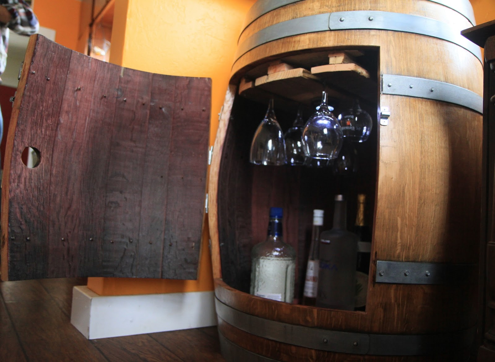 Meaning Of Cabinet Wine Barrel Cabinet Crafty Trev