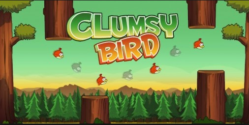 Download Game Clumsy Bird for Android Gratis