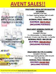 Avent Sales!!!