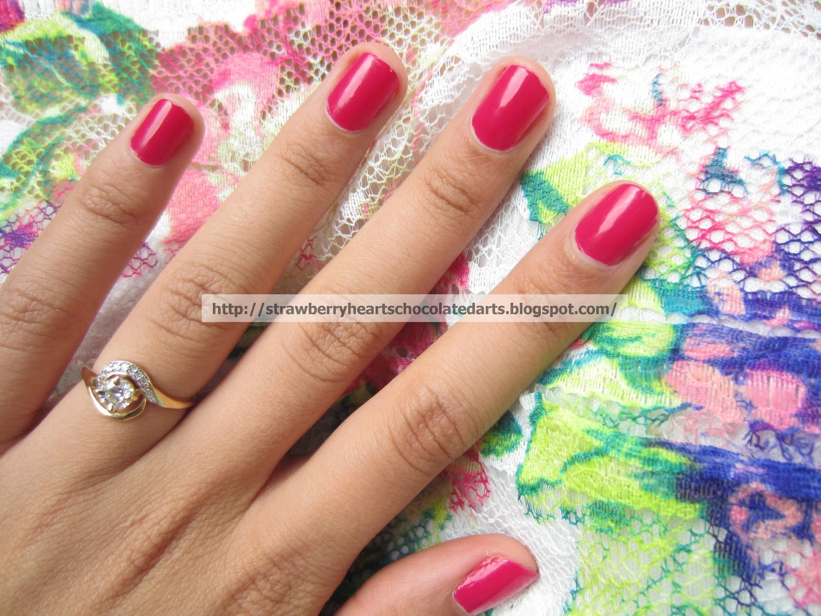 Strawberry Hearts Chocolate Darts: OPI Nail Lacquers: You\'re Such a ...
