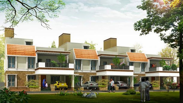 Real estate news in india real estate investments news in for Row houses for sale