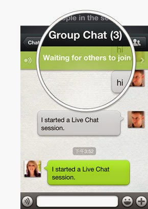 WeChat for PC features
