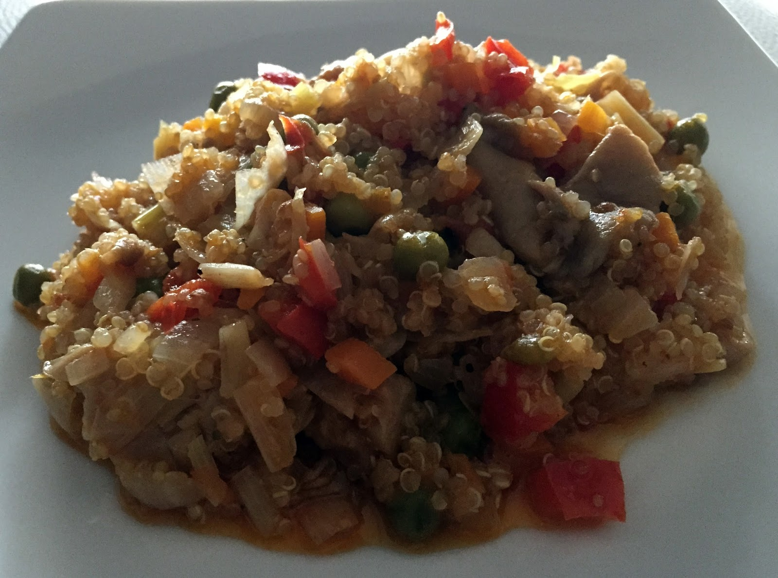 Cocina y hornea quinoa con verduras for Cocina quinoa con verduras