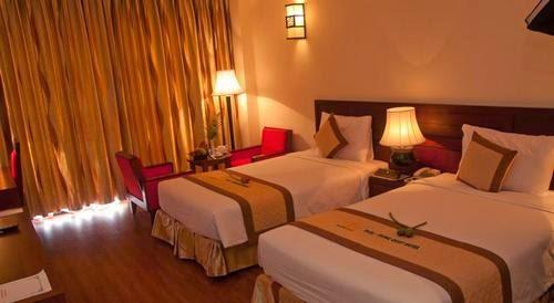 Phòng khách sạn DLGL Dung Quat