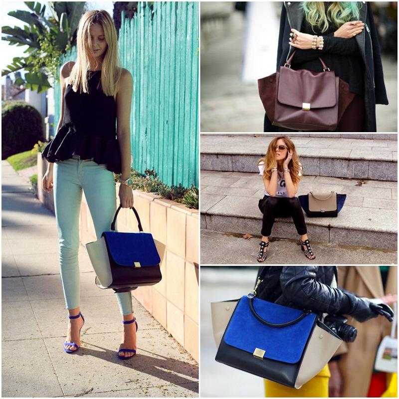 R plica c line trapeze bag estilo stiletto by leticia - Personal shopper alicante ...