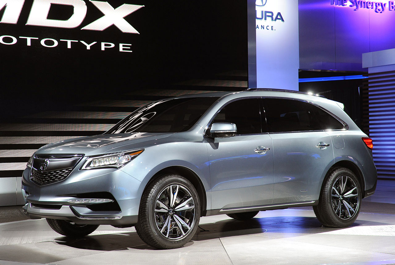 cars model 2013 2014 2015 2014 acura mdx prototype is exactly what we expected. Black Bedroom Furniture Sets. Home Design Ideas
