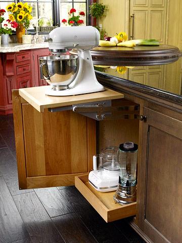modern furniture kitchen storage ideas 2011