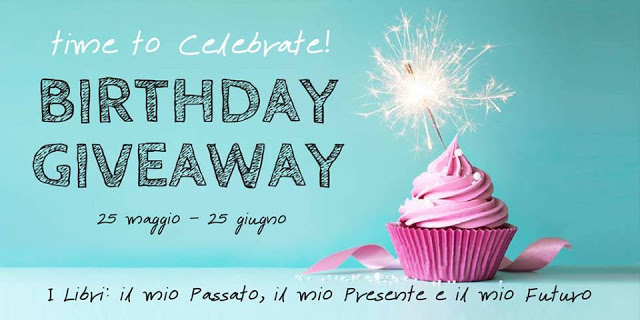 Giveaway di compleanno!!