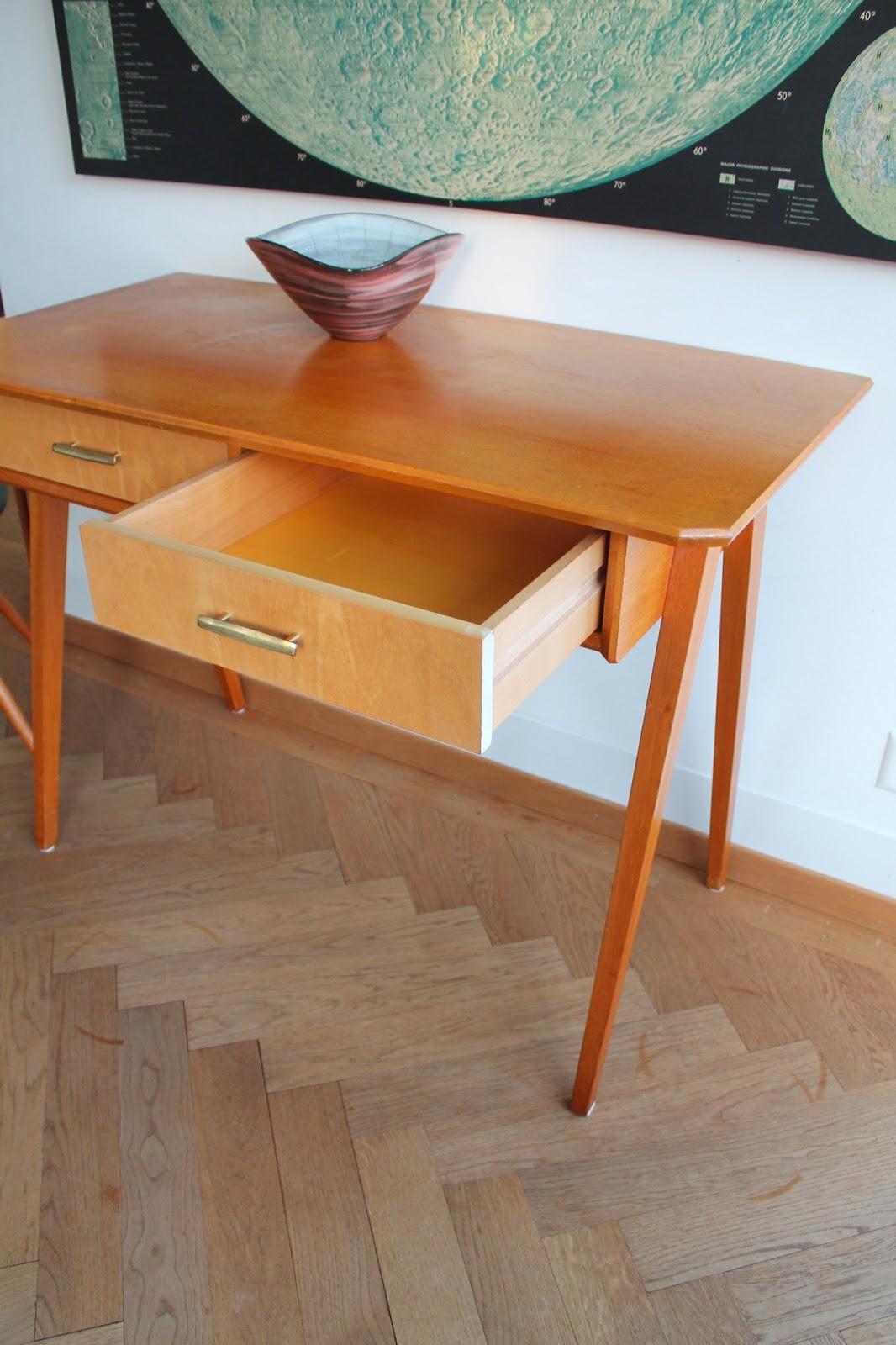 Schöne Pult/Schreibtisch 50er Jahre | Patinamöbel