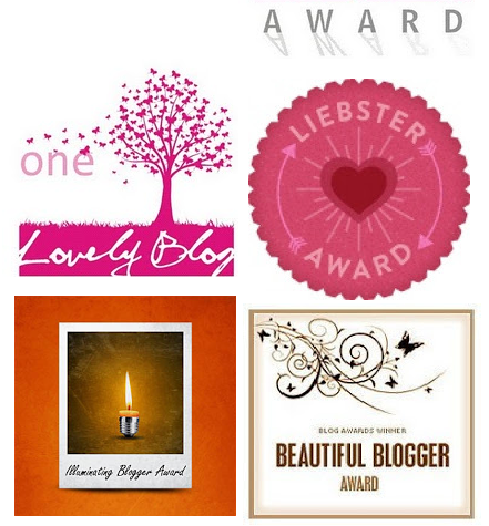 Blog Awards.