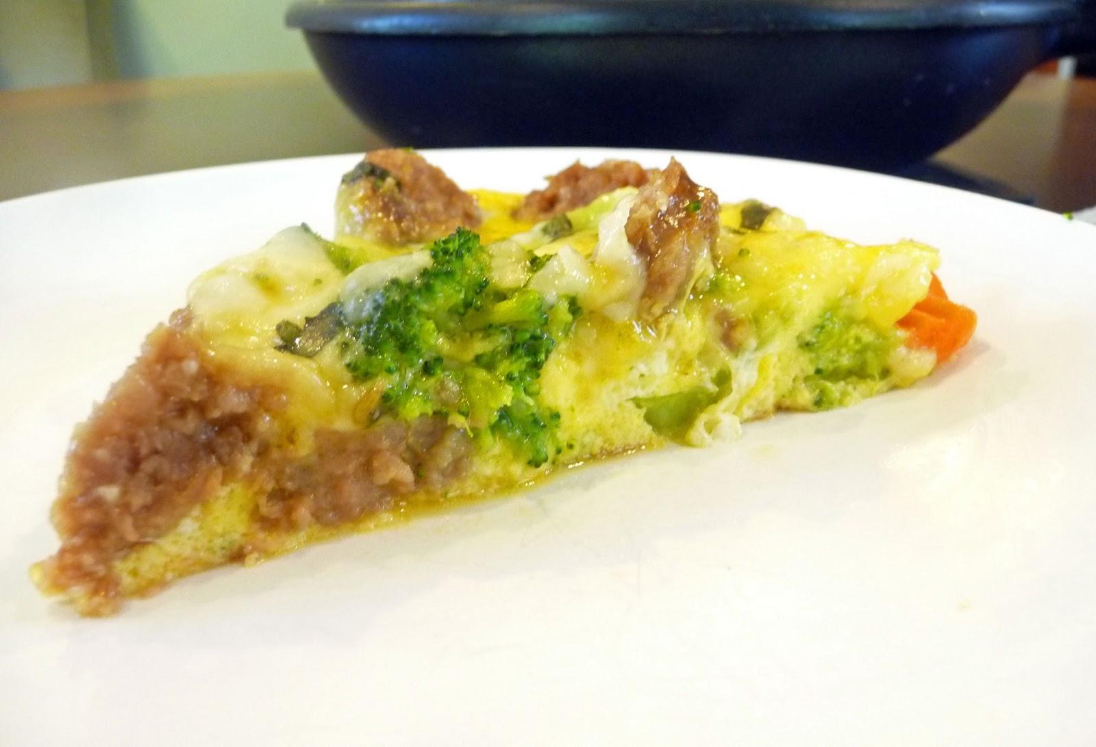 Italian Sausage Frittata | Life Tastes Good