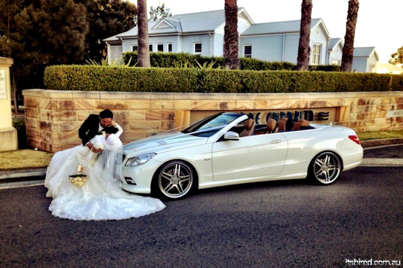 Mercedes E Class Wedding Car Hire Sydney  Luxury Wedding Cars Sydney