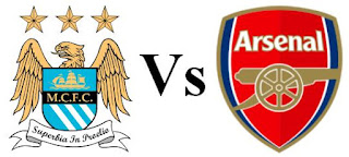 Prediksi Manchester City Vs Arsenal 23 September 2012-EPL,Abibunda