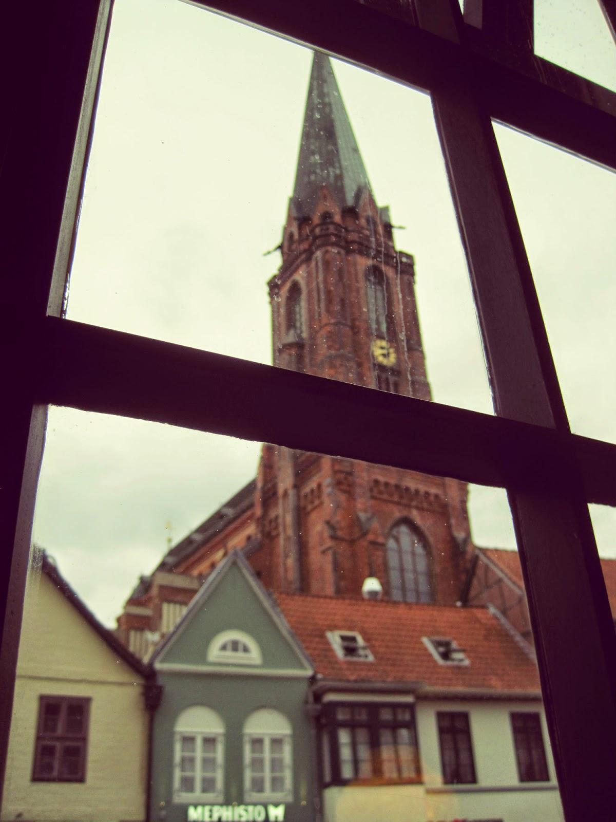 View from Zur Alten Schmiede