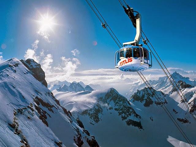 瑞士鐵力士山