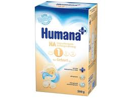 latte humana germania basso costo