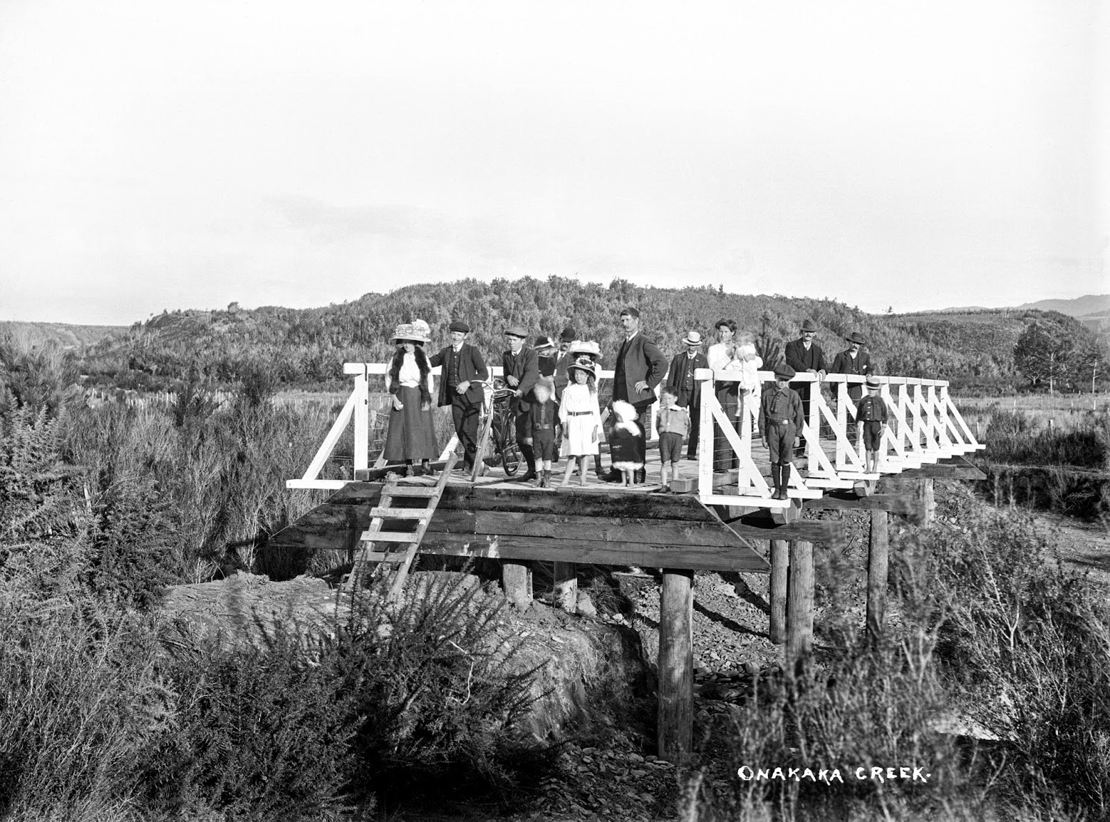 Onekaka New Zealand  city pictures gallery : History in Photos: Frederick Nelson Jones