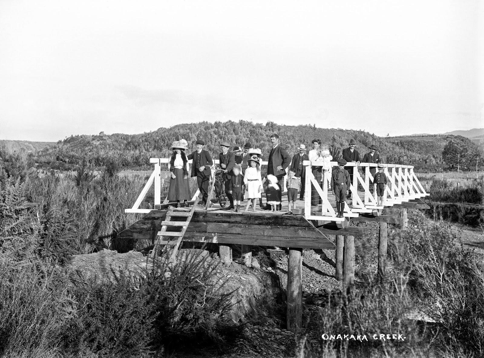 Onekaka New Zealand  city photos gallery : History in Photos: Frederick Nelson Jones