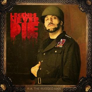 R.A. The Rugged Man - Definition Of A Rap Flow