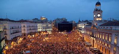 Η Ισπανία ποινικοποιεί τις διαμαρτυρίες
