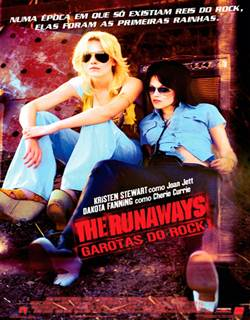 Download The Runaways Garotas do Rock Dublado Rmvb + Avi Dual Audio DVDRip