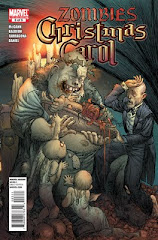 Zombies Christmas Carol#3 (Marvel)