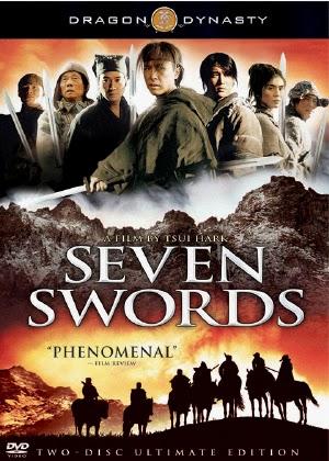 Thất kiếm - Seven Swords - 2005