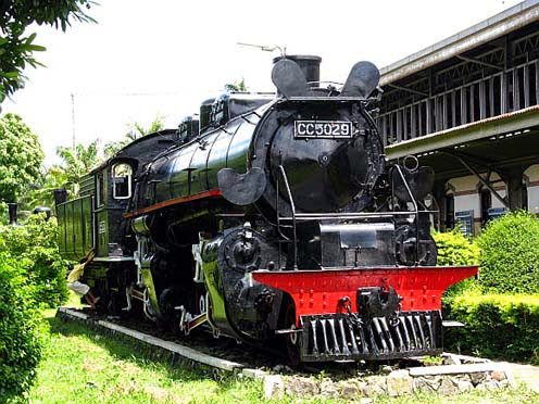 Obyek Wisata Museum Kereta Api Ambarawa Untuk Keluarga Murah