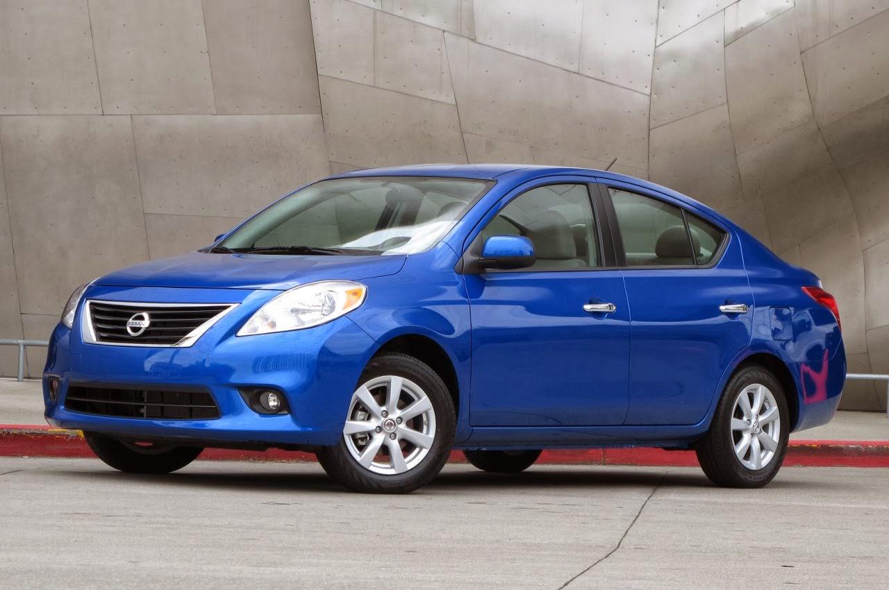 Nissan Versa 1.6 S Cheap car