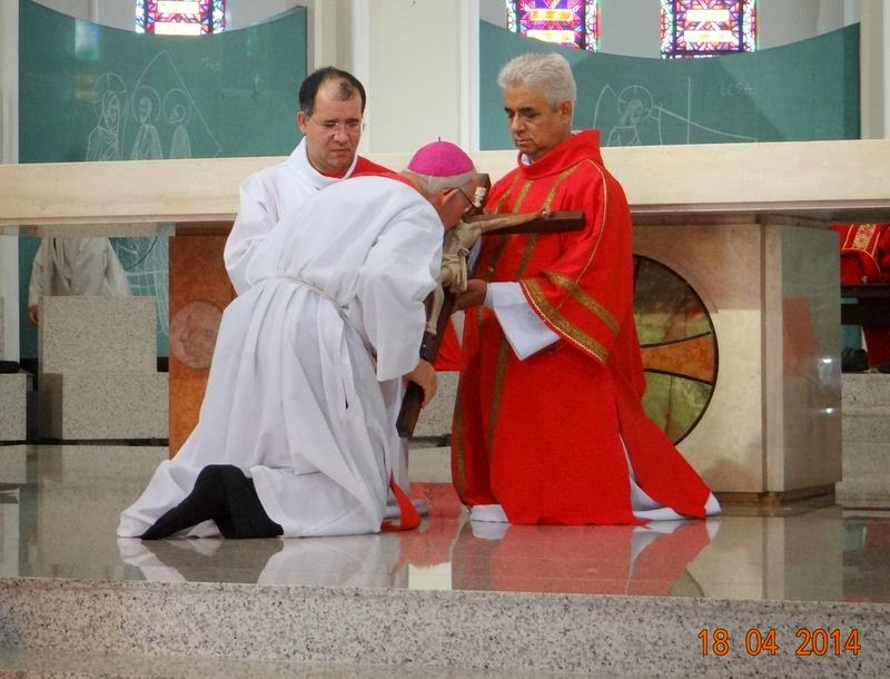 Retrospectiva da Semana Santa no Seminário da Arquidiocese de Fortaleza