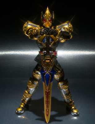 Bandai SH Figuarts Kamen Rider Blade King Form Figure